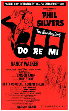 Do Re Mi 1960 Broadway