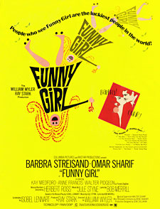 Funny Girl 1968 Film